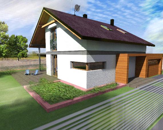 Dom jednorodzinny 200m2