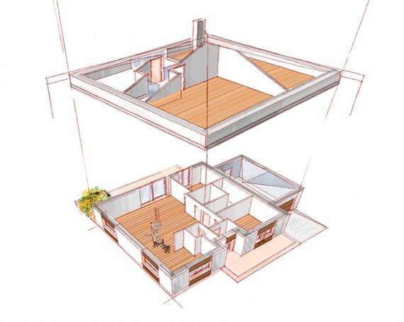 Dom jednorodzinny 117m2