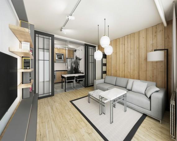 Ułanów – mieszkanie prywatne