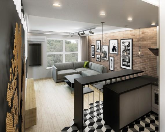 Ślusarska – mieszkanie prywatne