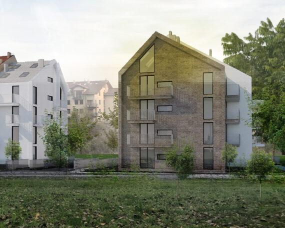 Rozbudowa osiedla w Krakowie